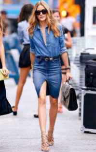 06 Simple and Cute Outfits Ideas with Double Denim