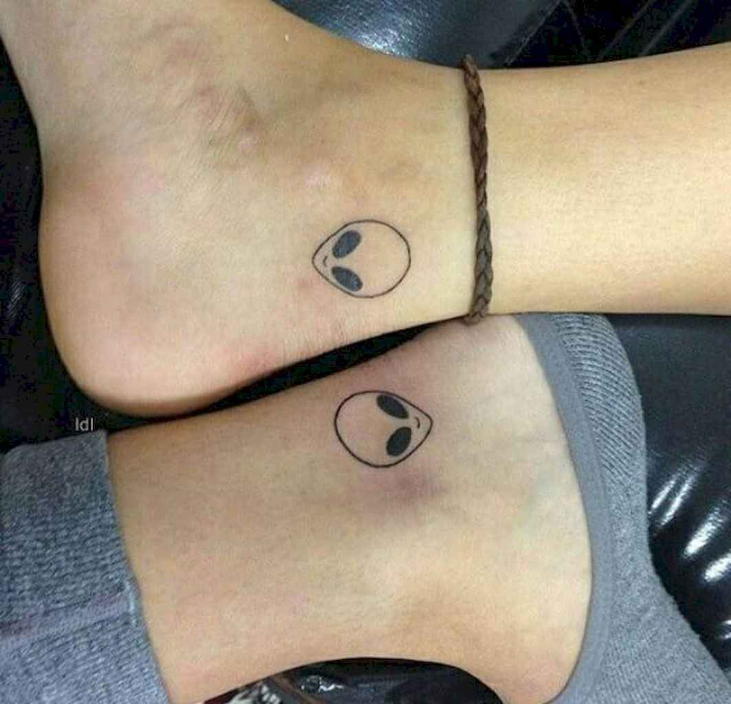 16 Awesome Small Best Friend Tattoo Designs Ideas