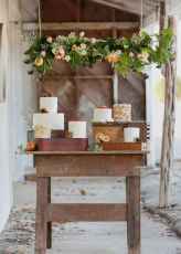 16 Rustic Wedding Suspended Flowers Decor Ideas