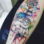 17 Most Beautiful Watercolor Tattoos Art Ideas