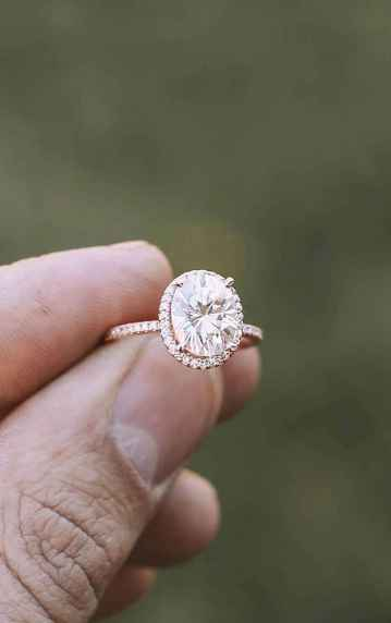 17 Simple Engangement Ring for Every Kind Women