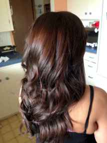 19 Unique Dark Brown Hair Color with Highlights Ideas