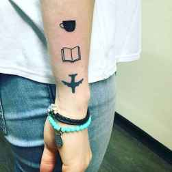 25 Awesome Book Tattoo Designs Ideas For Bookworms