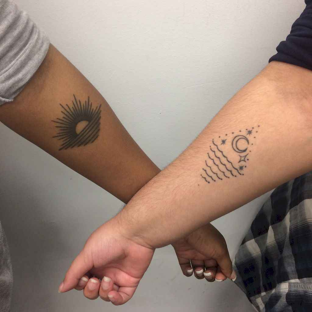 27 Awesome Small Best Friend Tattoo Designs Ideas