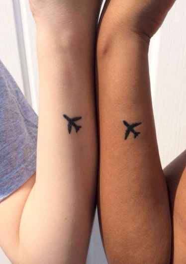 31 Awesome Small Best Friend Tattoo Designs Ideas