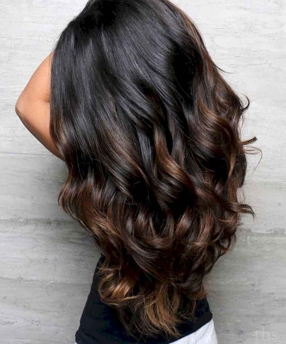 32 Beautiful Brunette Balayage Hair Color Ideas Bellestilo