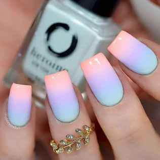32 Best Ideas About Ombre Nails Art Design