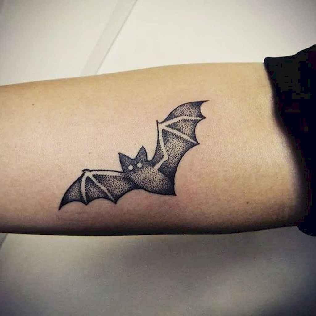 38 Unique Bat Tattoo Designs Ideas
