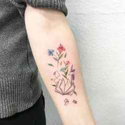 44 Awesome Book Tattoo Designs Ideas For Bookworms