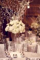 50 Romantic White Flower Centerpiece Decor Ideas