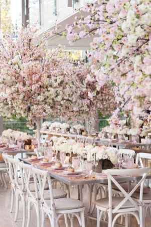 51 Beautiful Pastel Wedding Decor Ideas for the Spring