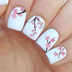 56 Wonderful Nail Art Ideas All Girls Should Try