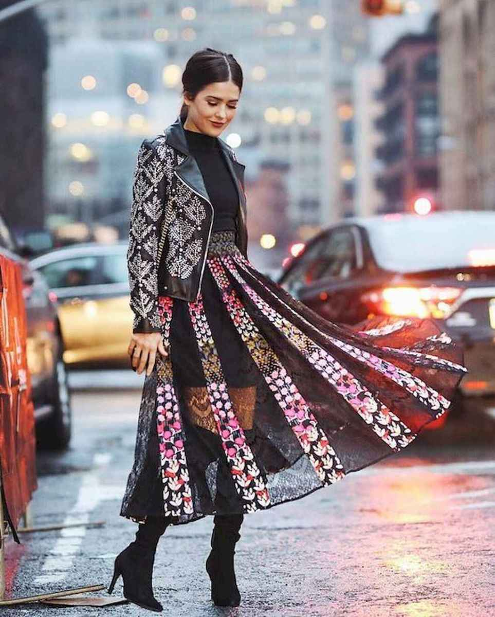 08 Trending and Popular Skirt Outfit Ideas