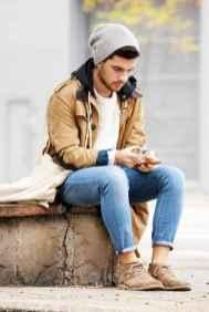 09 Dashing Winter Fashion Outfits Ideas For Men