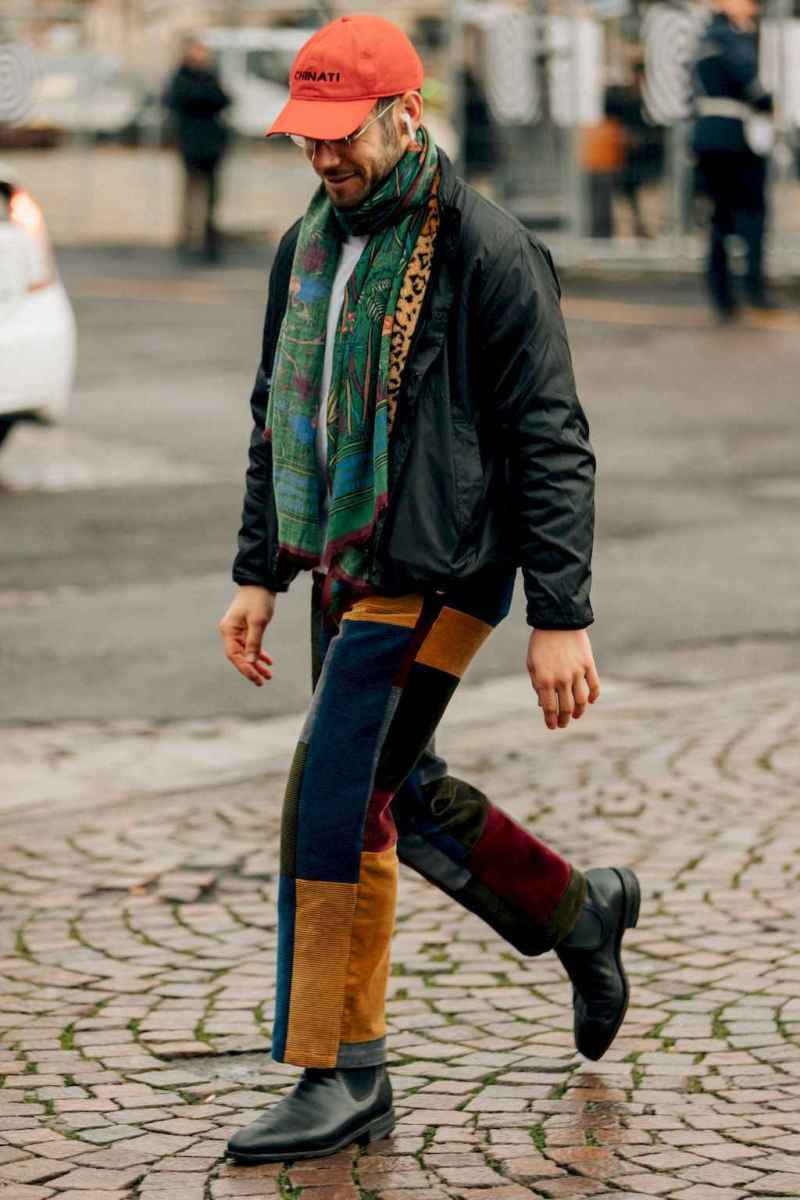 09 Men's Street Style Outfits For Cool Guys