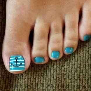10 Special Summer Beach Nails Designs for Exceptional Look