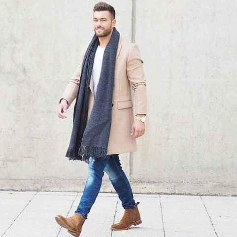 12 Dashing Winter Fashion Outfits Ideas For Men