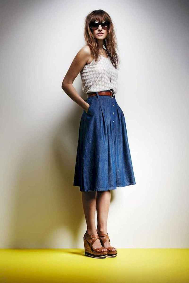 21 Trending and Popular Skirt Outfit Ideas