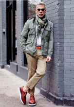 22 Men's Street Style Outfits For Cool Guys