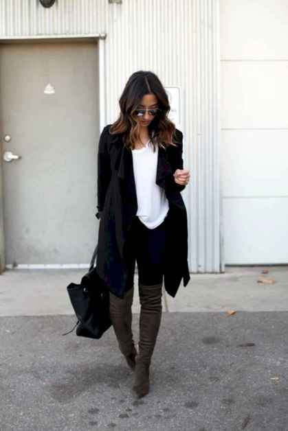 25 Beautiful Fall Outfits Ideas With Cardigan