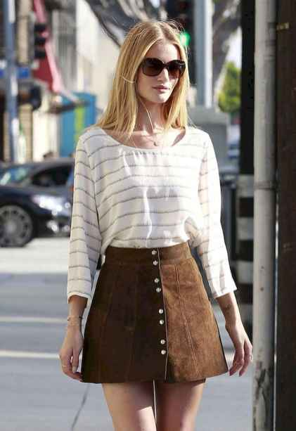 25 Trending and Popular Skirt Outfit Ideas