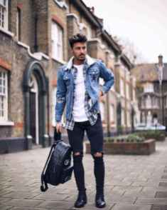 45 Men's Street Style Outfits For Cool Guys