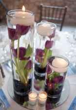 01 Simple and Easy Wedding Centerpiece Ideas