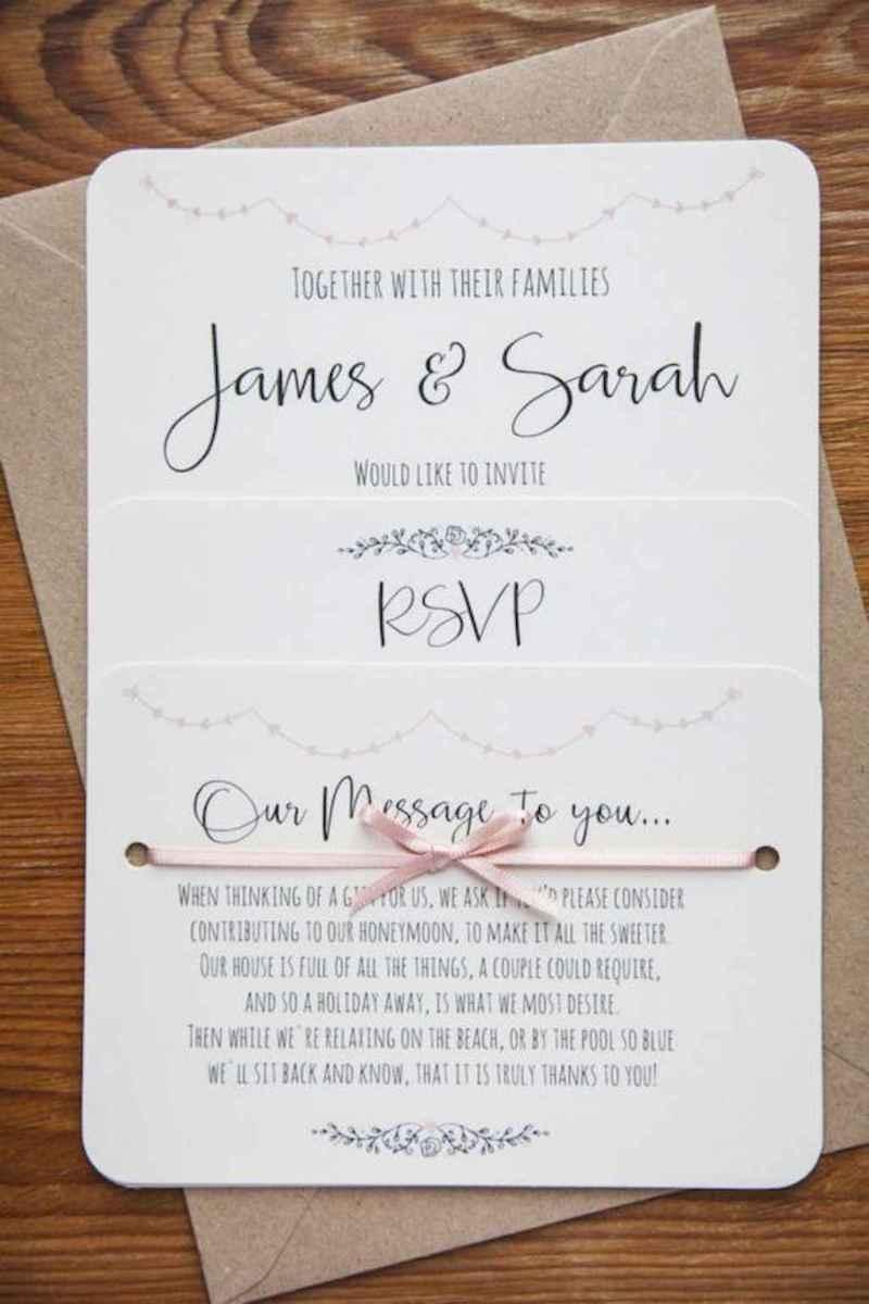 02 Simple Inexpensive Wedding Invitations Ideas