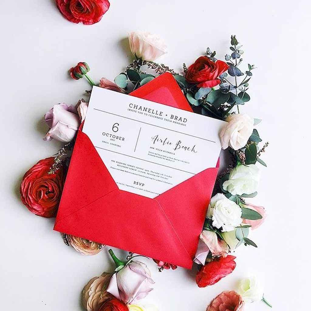 04 Simple Inexpensive Wedding Invitations Ideas