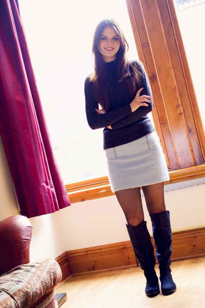 04Best Boots to Wear with Skirts