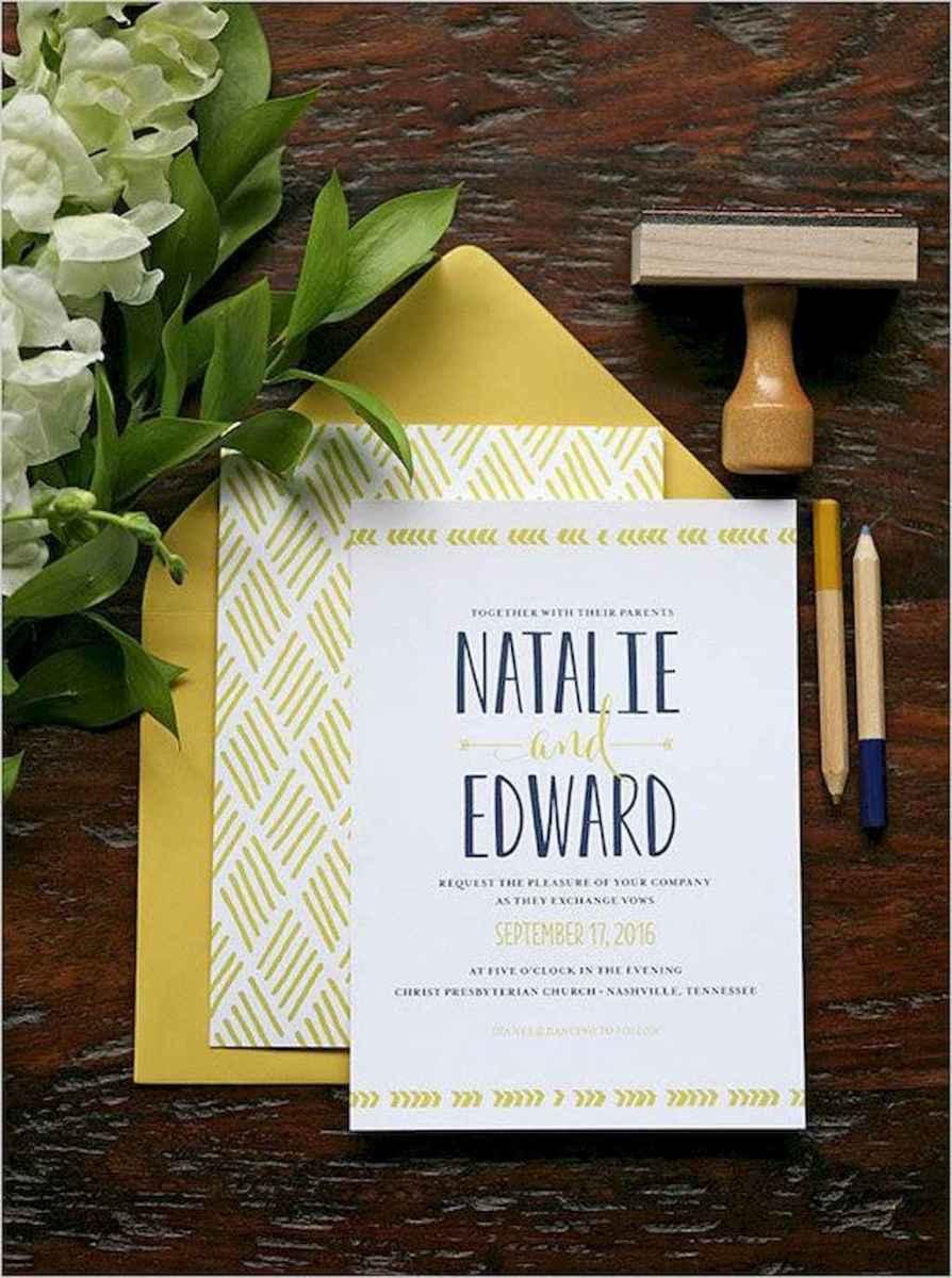 08 Simple Inexpensive Wedding Invitations Ideas