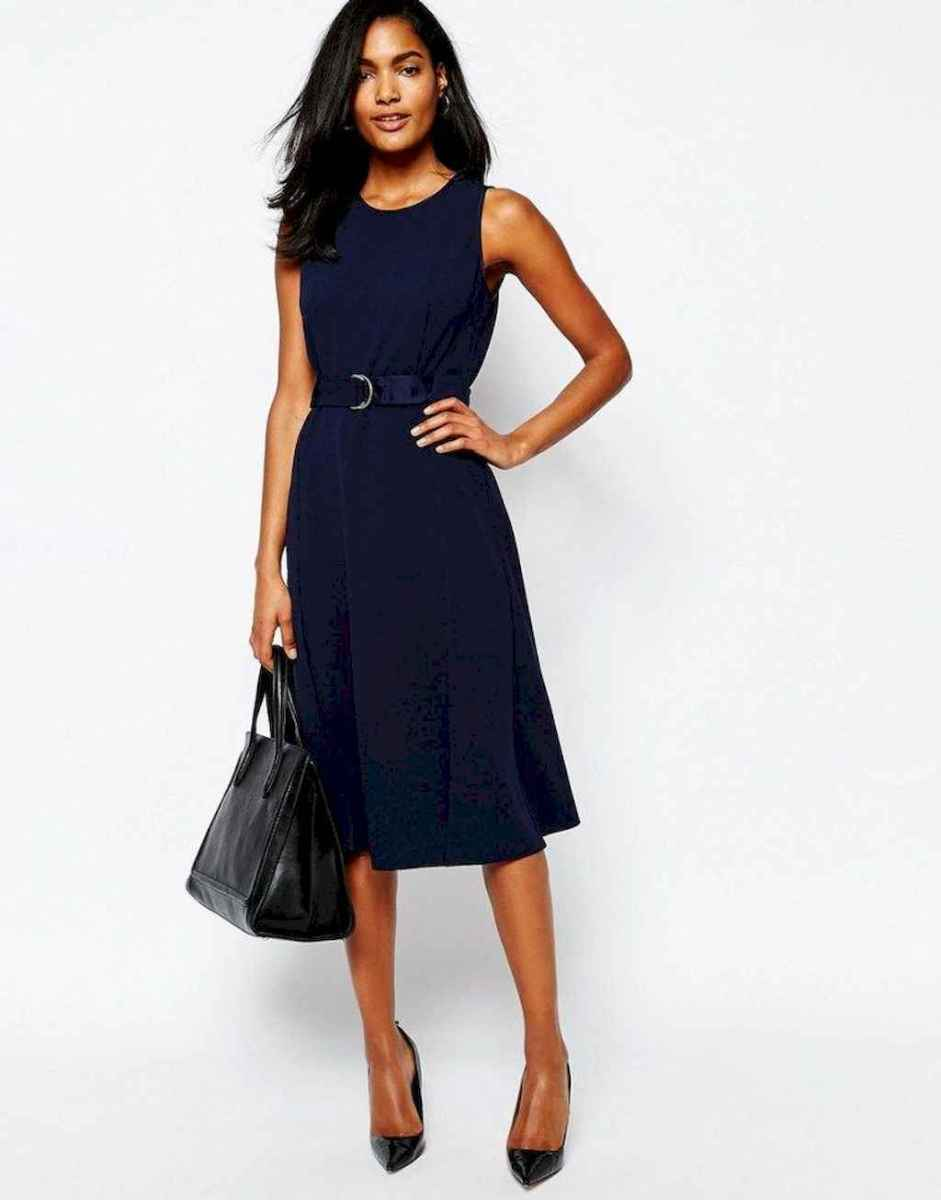 08 Trendy Business Casual Dress for Ladies