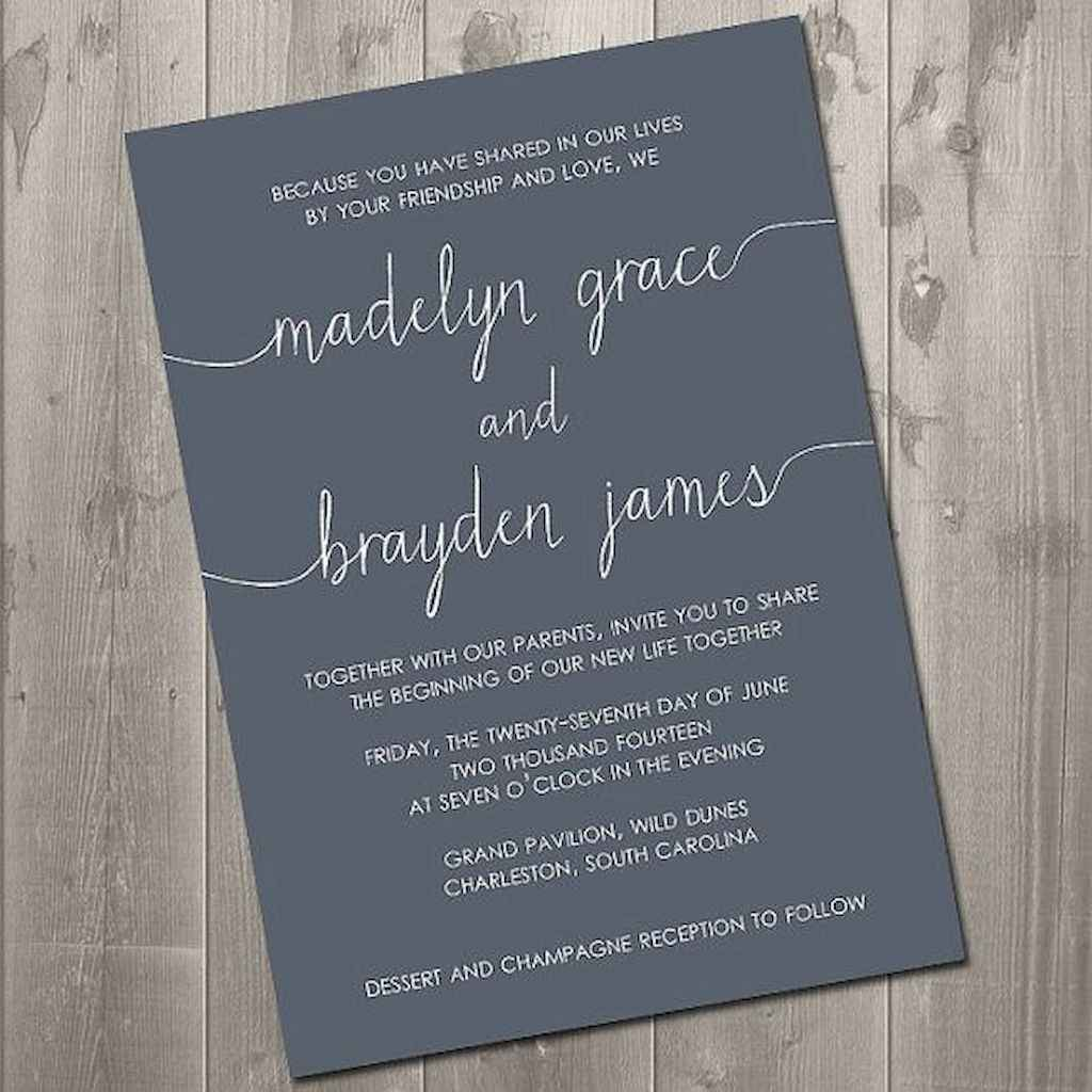 09 Simple Inexpensive Wedding Invitations Ideas