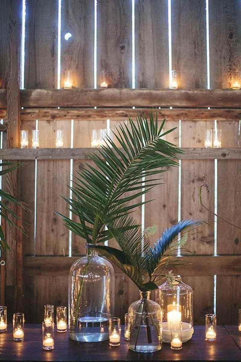 101 Romantic Tropical Wedding Ideas Reception Centerpiece