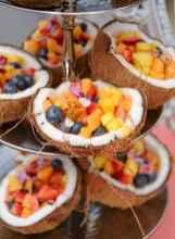 102 Romantic Tropical Wedding Ideas Reception Centerpiece
