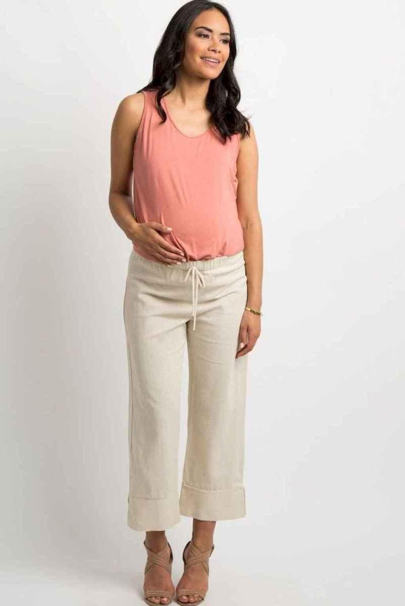 13 Elegant Beige Linen Pants Outfit Ideas