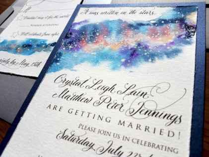 15 Elegant Christmas Wedding Invitations Ideas