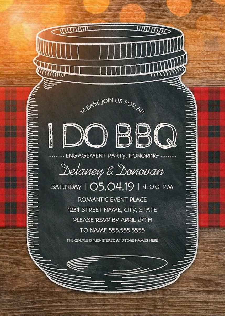 15 Inexpensive Engagement Party Invitations Ideas