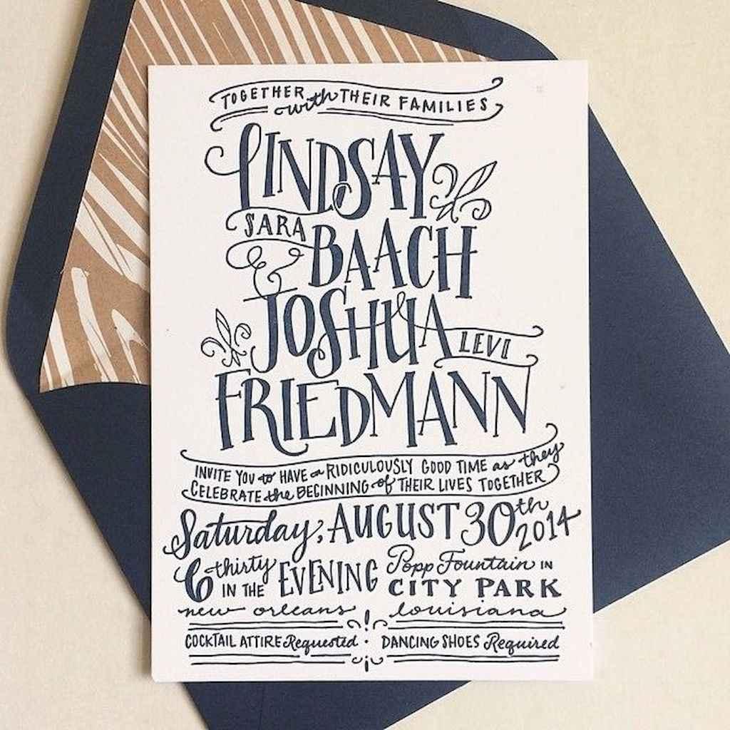 21 Simple Inexpensive Wedding Invitations Ideas