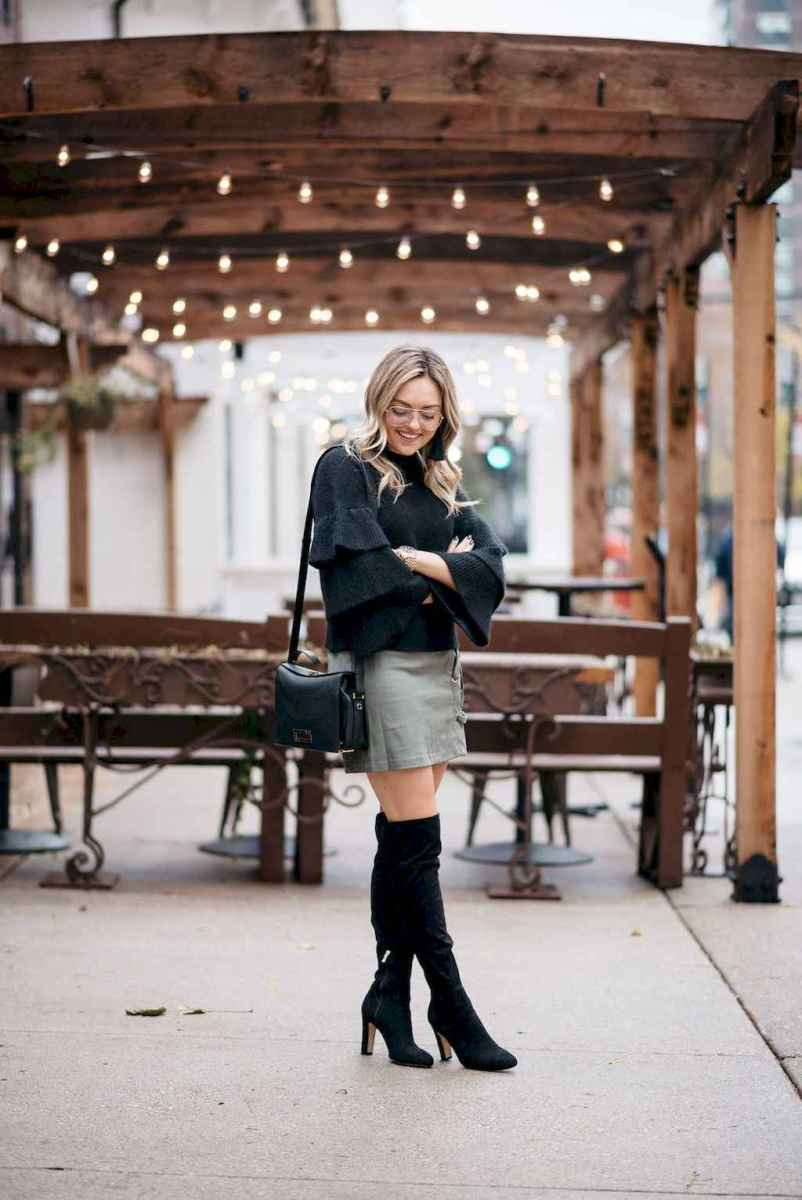 21Best Boots to Wear with Skirts