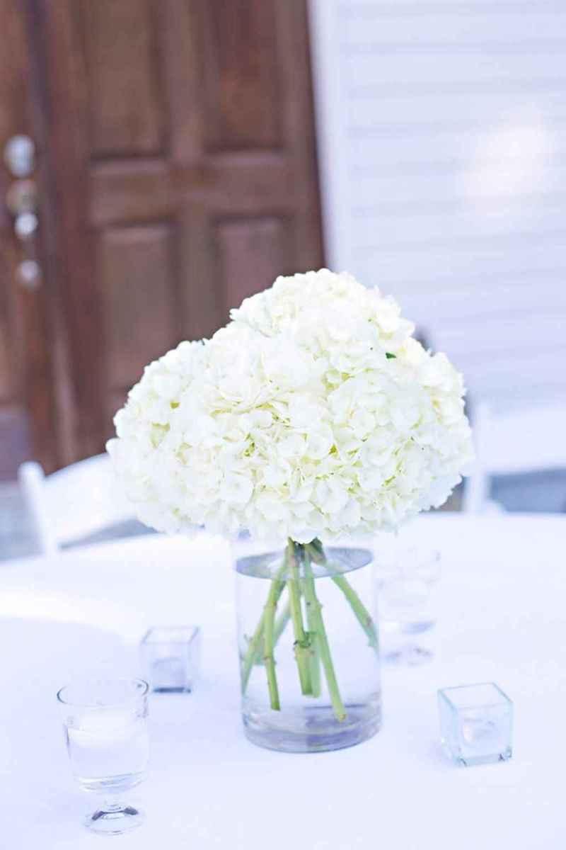 22 Simple and Easy Wedding Centerpiece Ideas