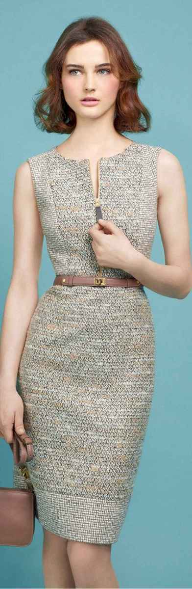 24 Trendy Business Casual Dress for Ladies