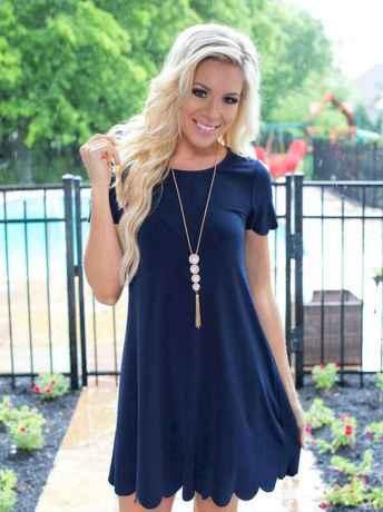 25 Beautiful Casual Dress Ideas for Women