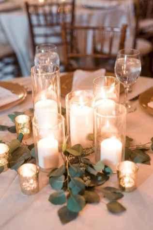 25 Beautiful Simple Winter Wedding Centerpieces Decor Ideas