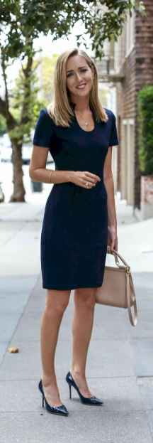 27 Trendy Business Casual Dress for Ladies