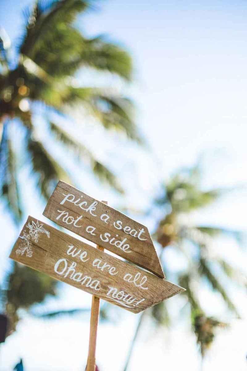 30 Romantic Tropical Wedding Ideas Reception Centerpiece