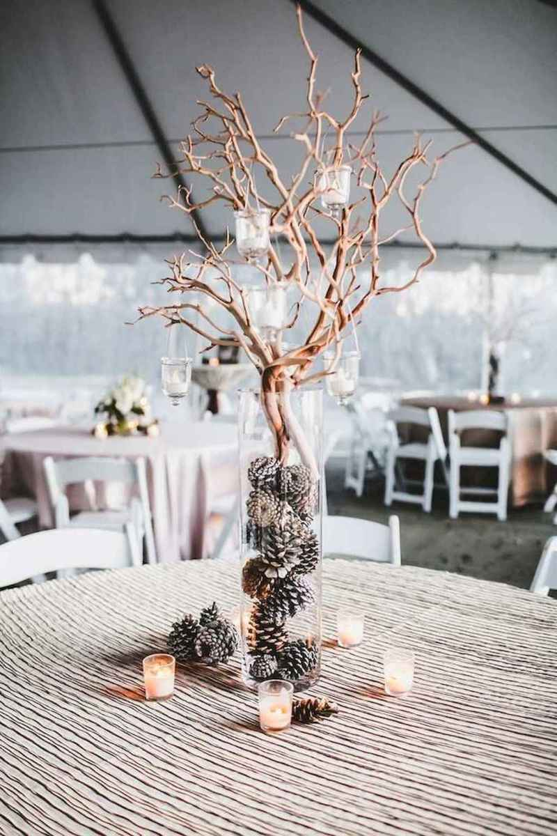 34 Simple and Easy Wedding Centerpiece Ideas