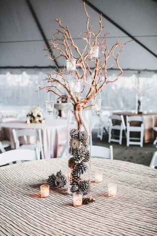 34 Simple and Easy Wedding Centerpiece Ideas