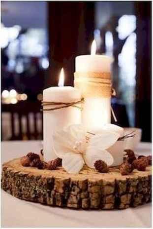 38 Beautiful Simple Winter Wedding Centerpieces Decor Ideas