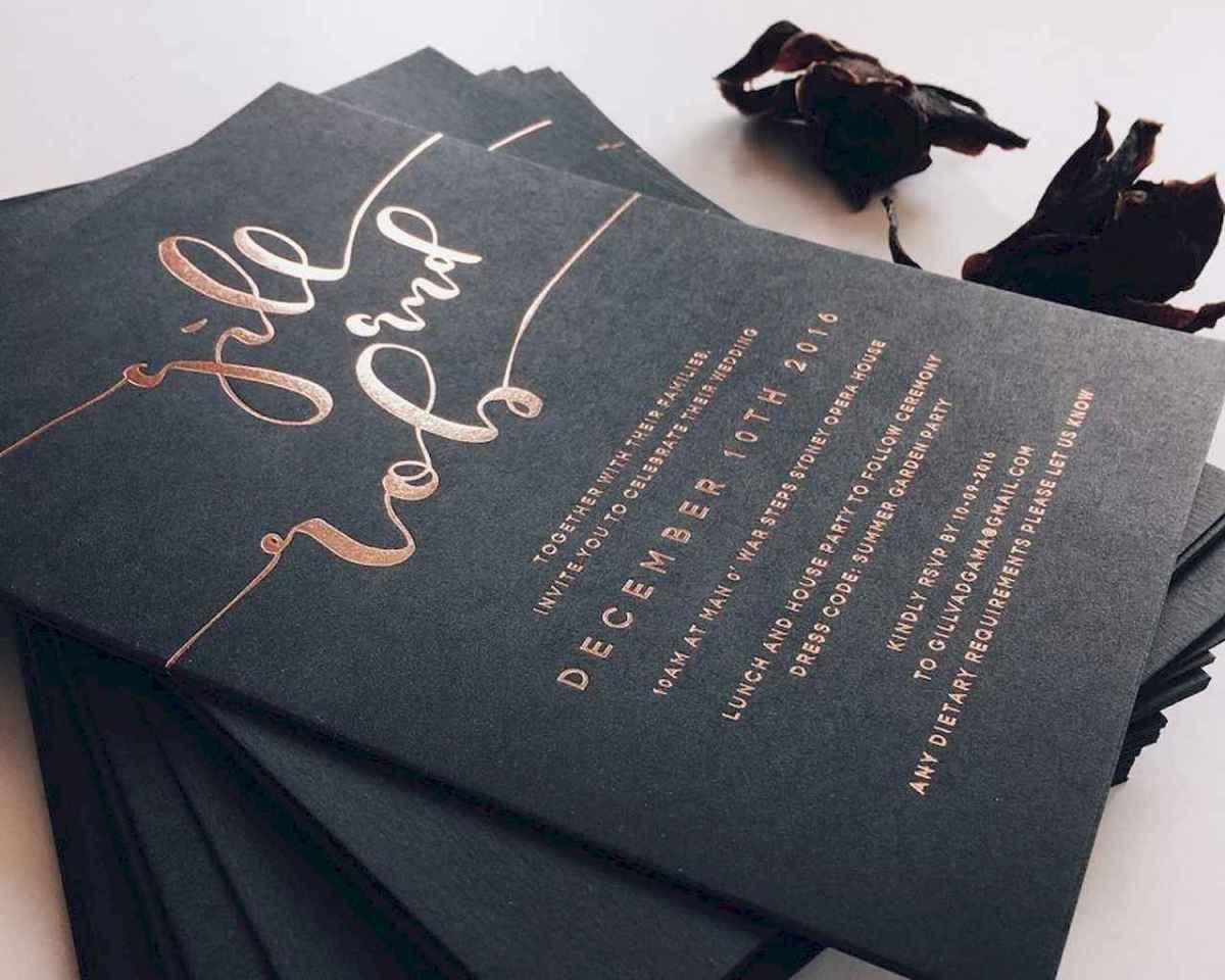 41 Simple Inexpensive Wedding Invitations Ideas